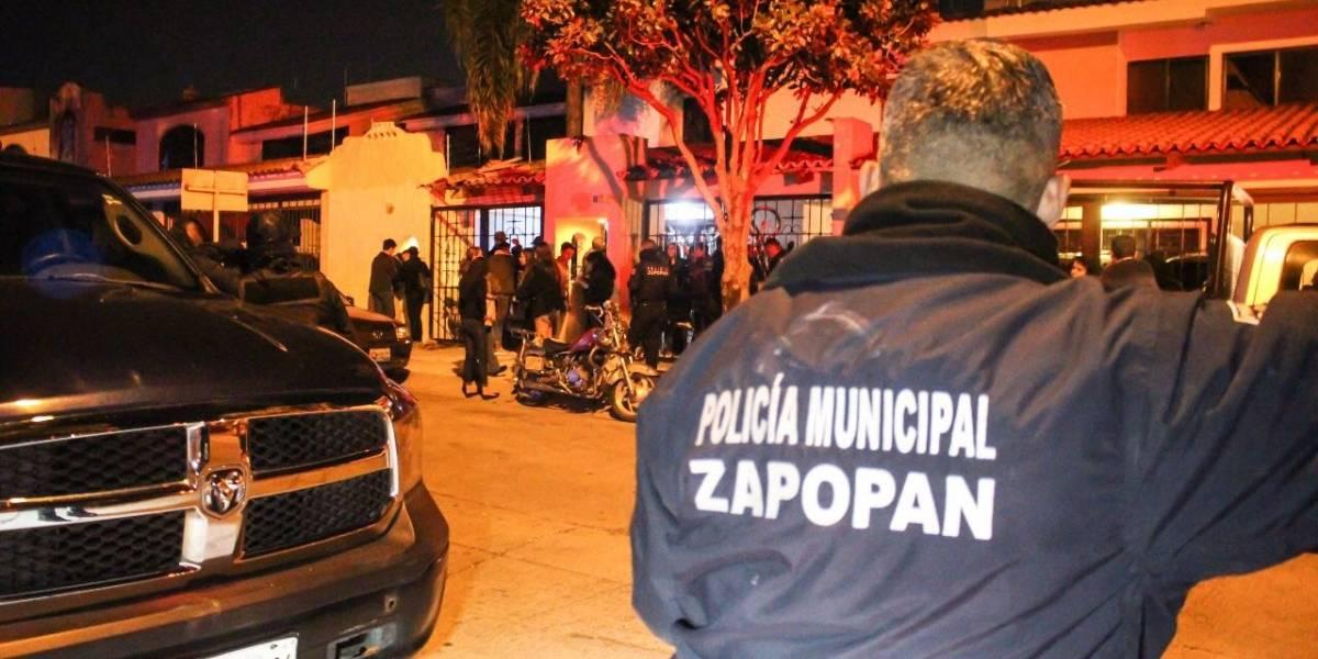 Procesan a dos por fiesta en Zapopan donde pervertía a menores