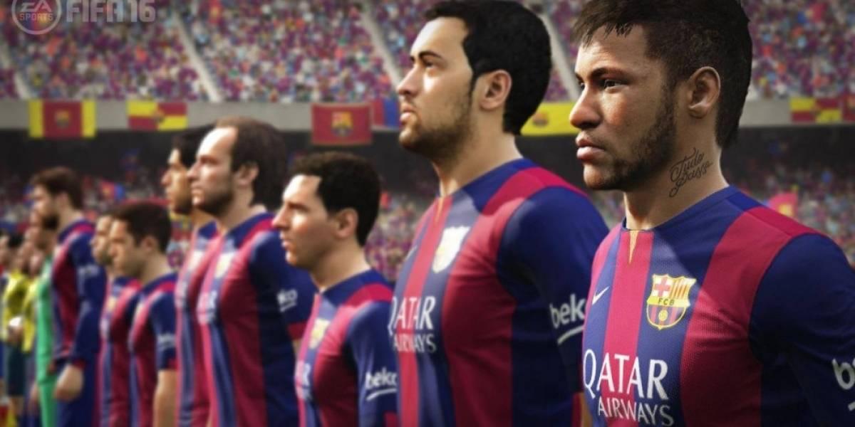 FIFA 16 pronto llegará a EA Access y Origin Access