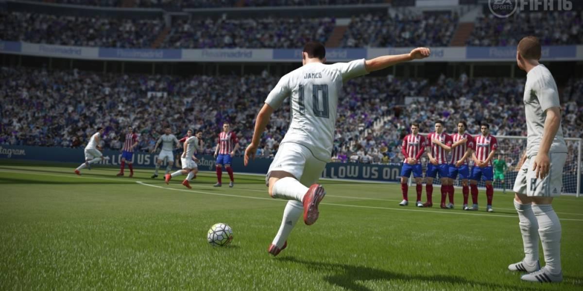 FIFA 17 podría usar el motor gráfico Frostbite