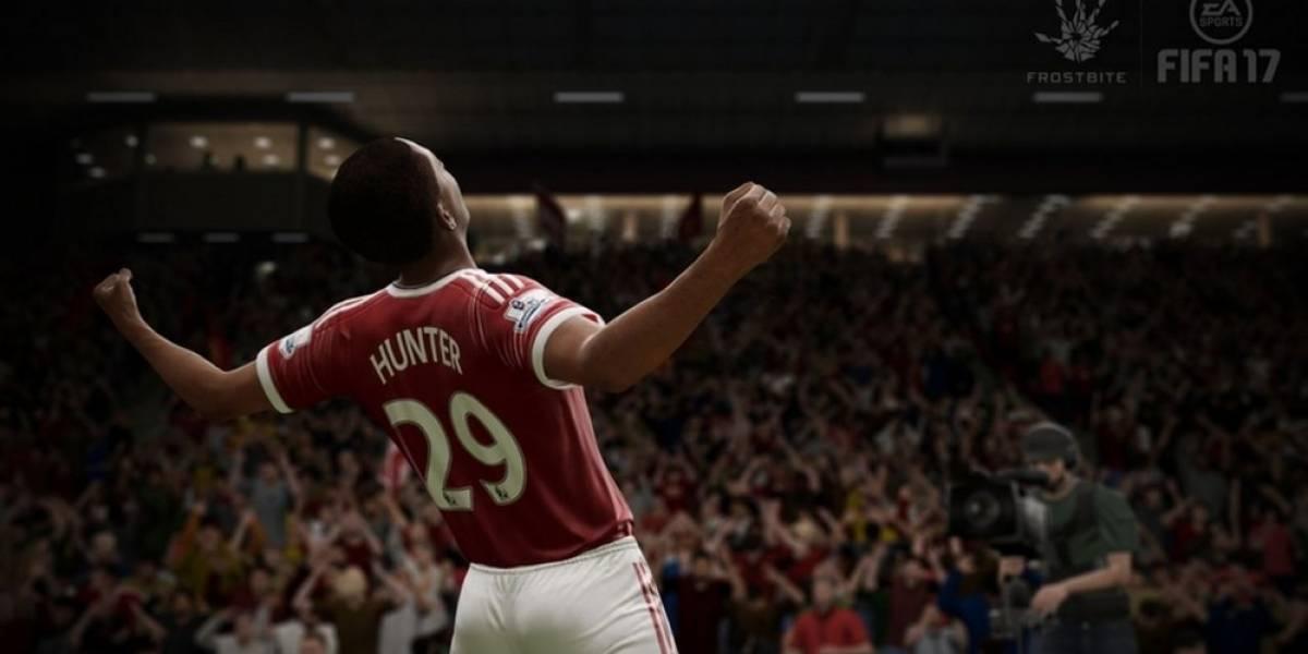 FIFA 17 se podrá jugar gratis durante el fin de semana