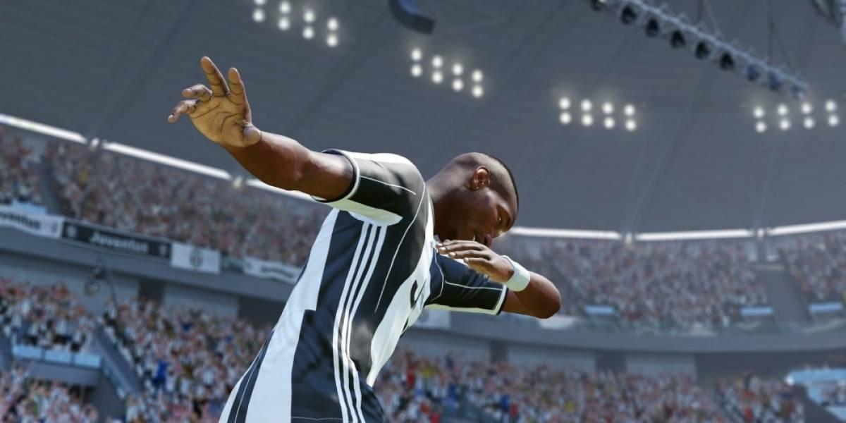 FIFA 17 fue el juego más vendido en consolas durante 2016
