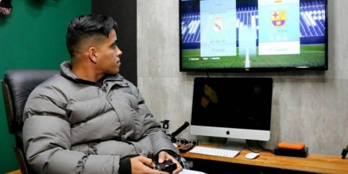 Futbolista profesional se retira para dedicarse a FIFA
