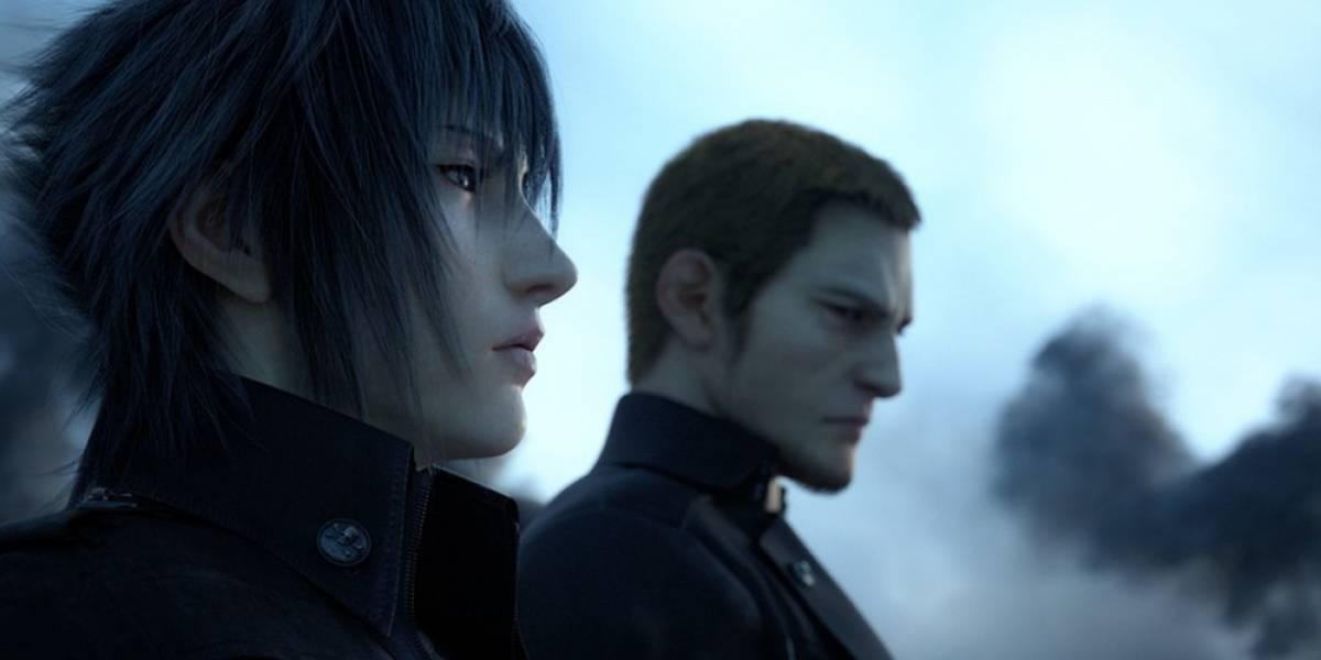 Final Fantasy XV tendrá soporte para HDR en Xbox One S