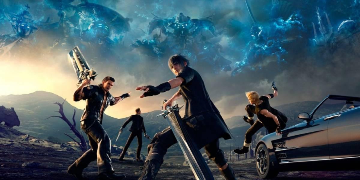 El director de Final Fantasy XV quiere llevar el juego a PC
