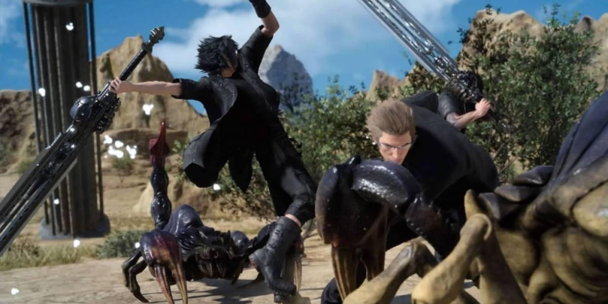 Los próximos DLC de Final Fantasy XV ya tienen fecha