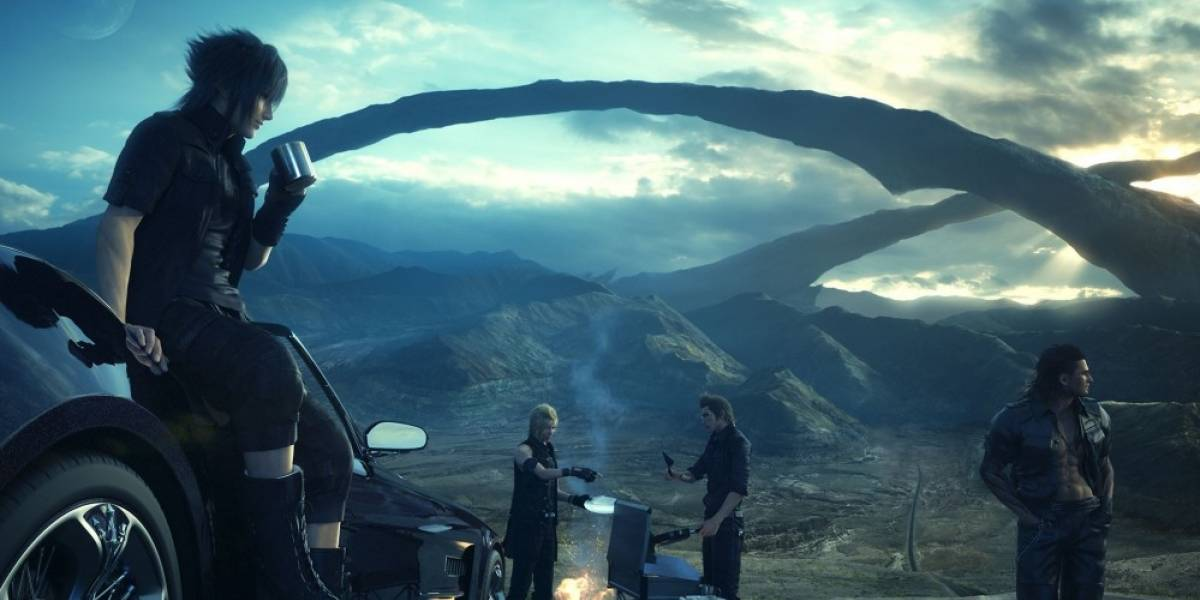 Revelan detalles del parche Day One de Final Fantasy XV
