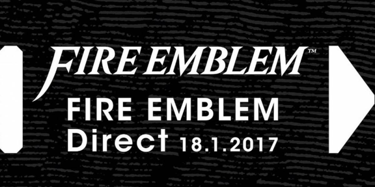 Vean en vivo el Nintendo Direct de Fire Emblem