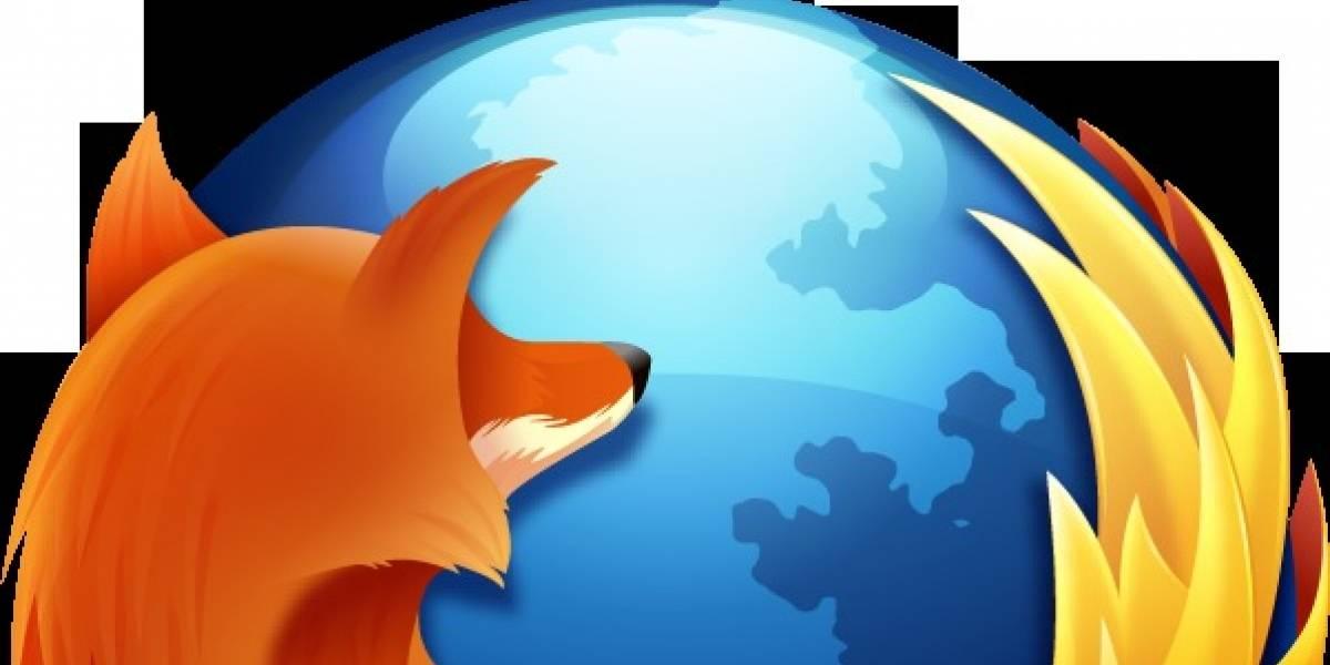 Firefox 6.0 ya disponible