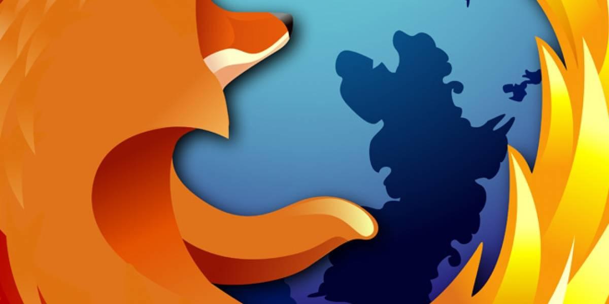 Firefox 8 beta trae nuevas y convenientes características