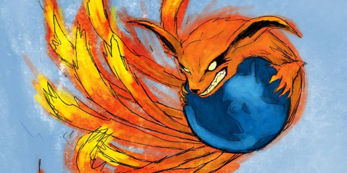 Firefox 9 Nightly Build hace su aparición