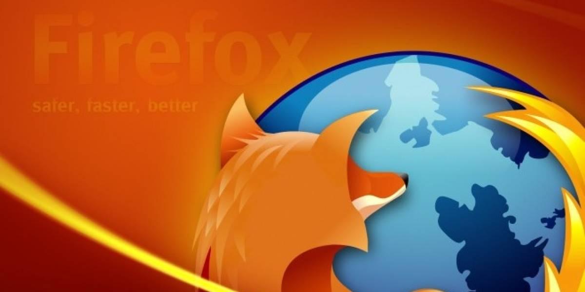 Mozilla lanza su nuevo Firefox 16.0