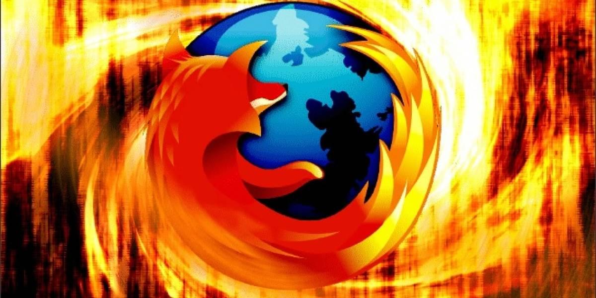 Navegador web Mozilla Firefox 15 ya disponible
