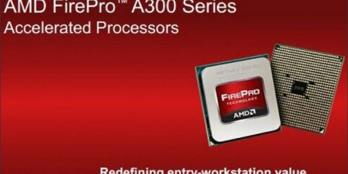 APUs AMD FirePro soportarán Discrete Compute Offload