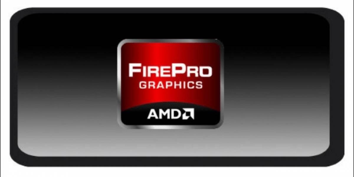 AMD prepara sus nuevos APU FirePro para tablets