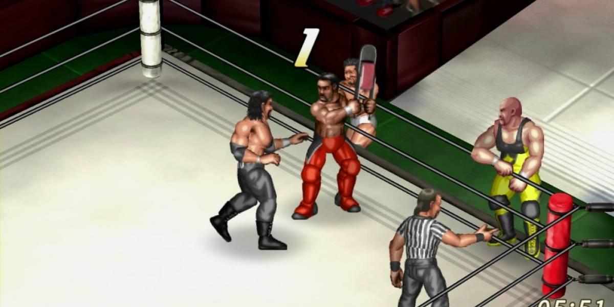 La serie Fire Pro Wrestling está de regreso