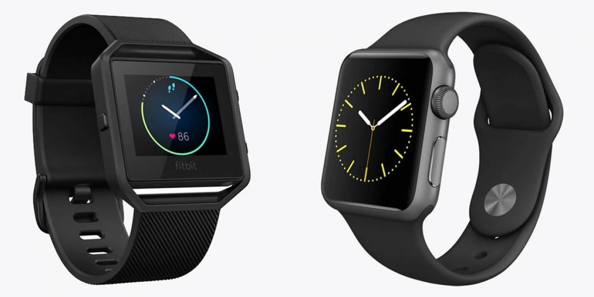 Fitbit habría vendido más vestibles que Apple y Samsung juntos