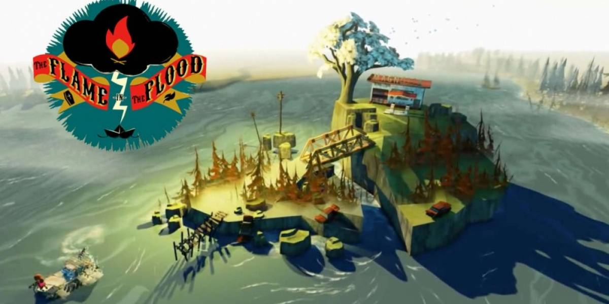 The Flame in the Flood ya tiene fecha de lanzamiento en PS4