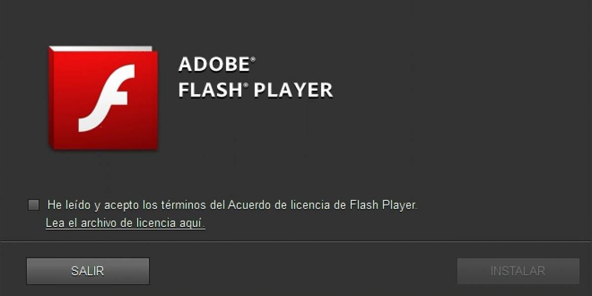 Adobe lanza su reproductor Flash Player 11.4.402.265