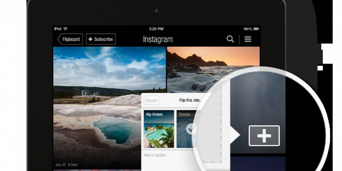Flipboard ahora permite la creación de revistas personalizadas