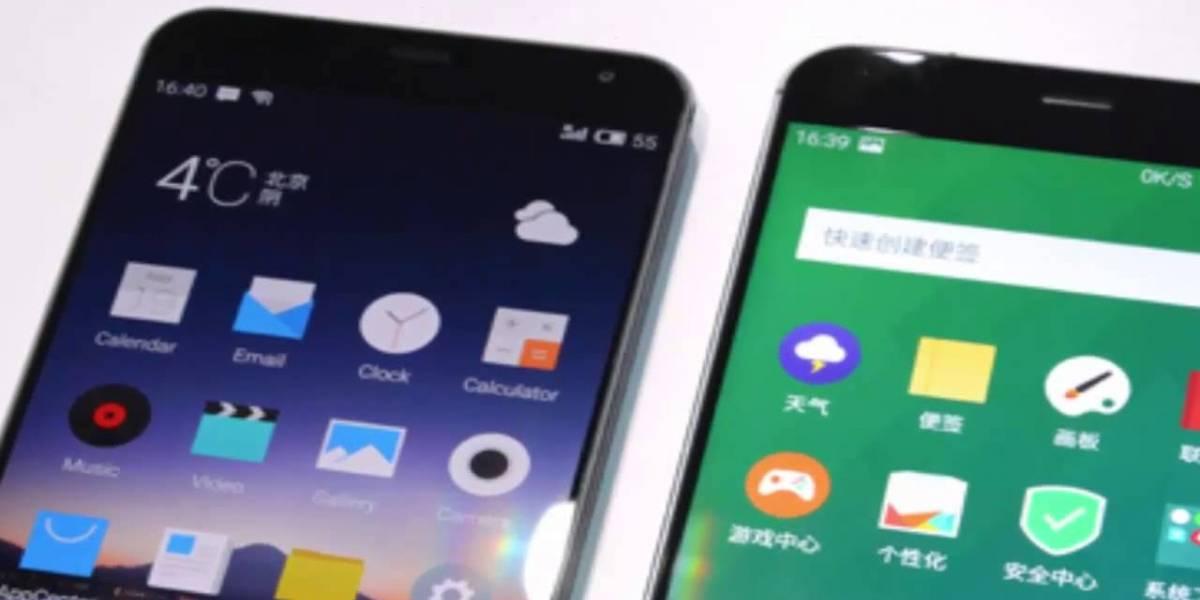 Meizu lanza Flyme OS 6 para smartphones de terceros
