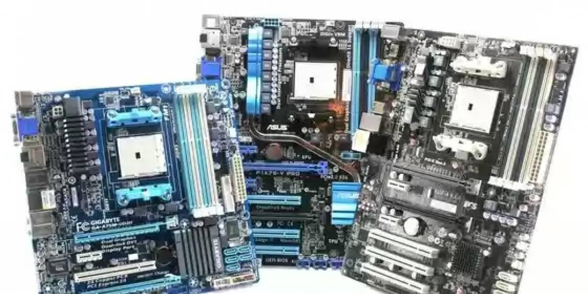 3 tarjetas madre AMD socket FM1 a prueba