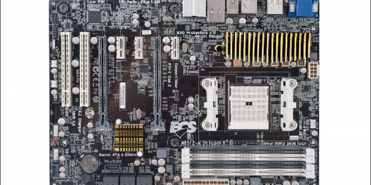 Primeras tarjetas madre socket FM2 y FS2 para APUs AMD Trinity avistadas