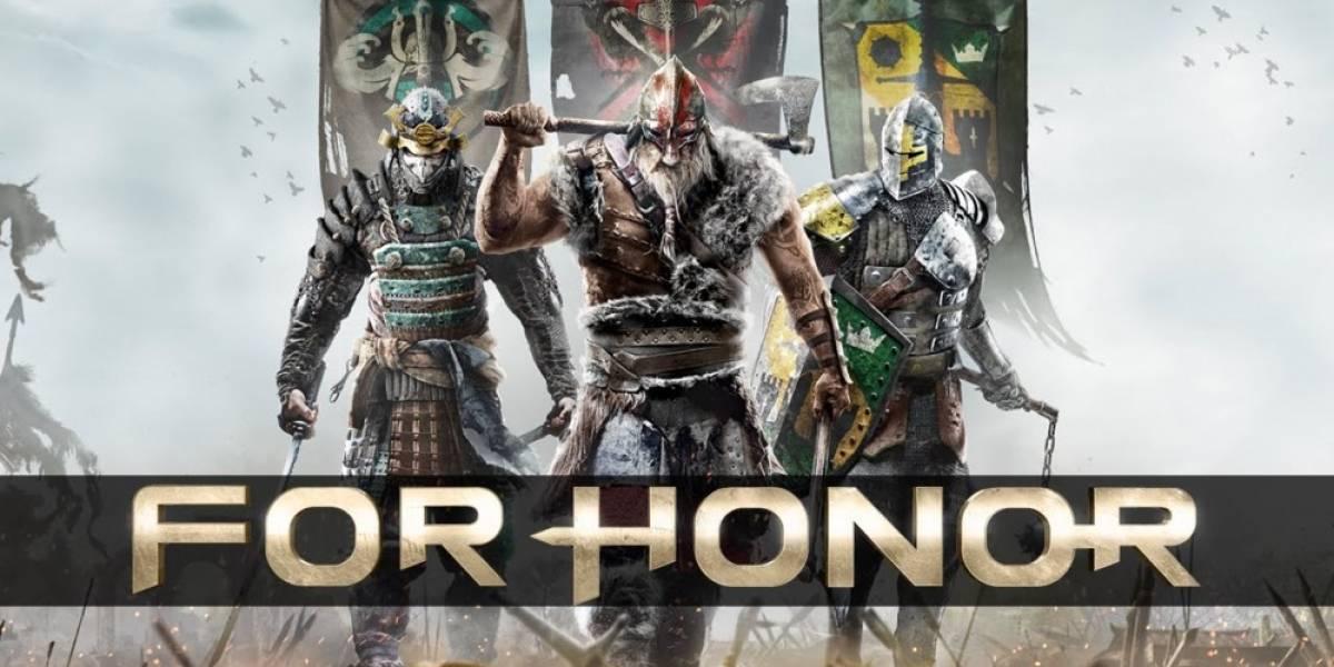 La beta cerrada de For Honor comienza este jueves