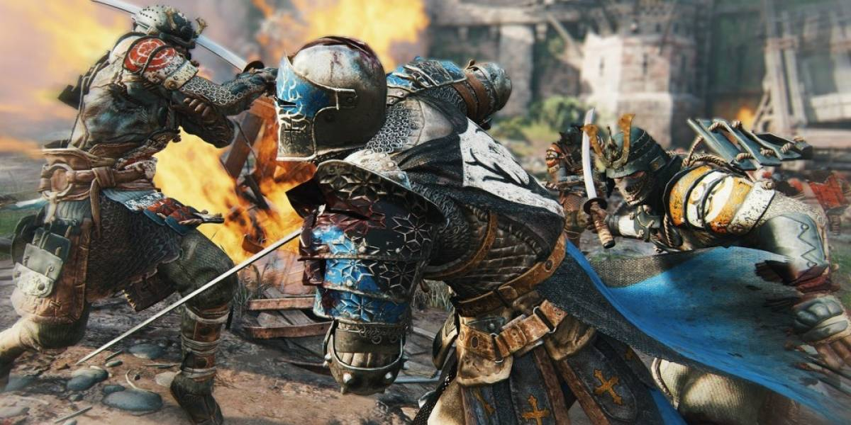 For Honor a primera vista #E32016