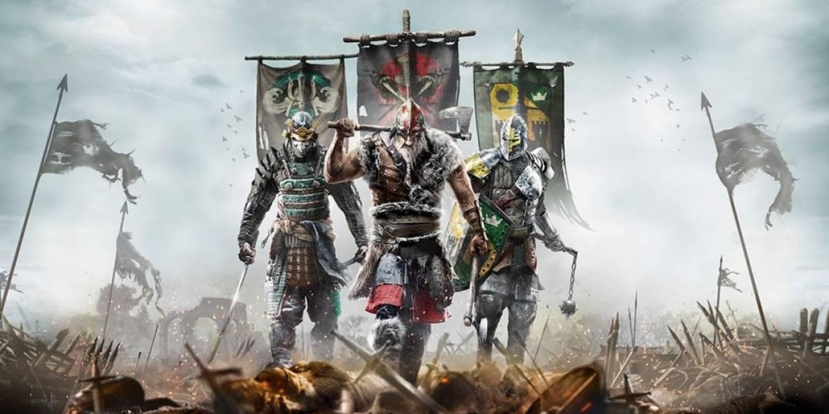 Nuevo tráiler de For Honor muestra de qué se trata el metagame The Faction War