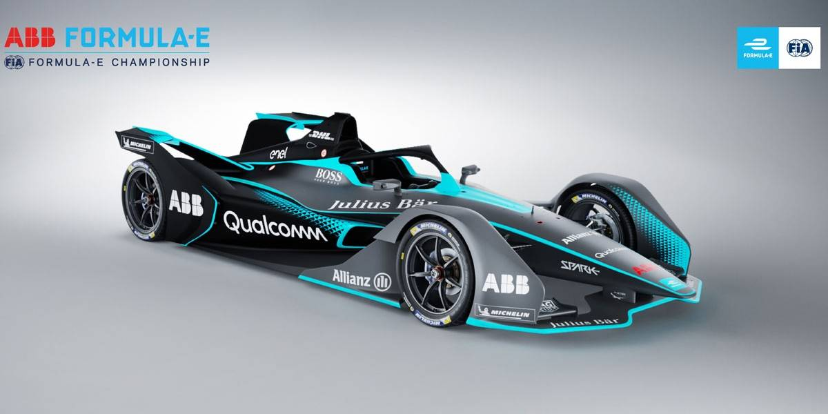Fórmula E apresenta seu novo 'batmóvel'