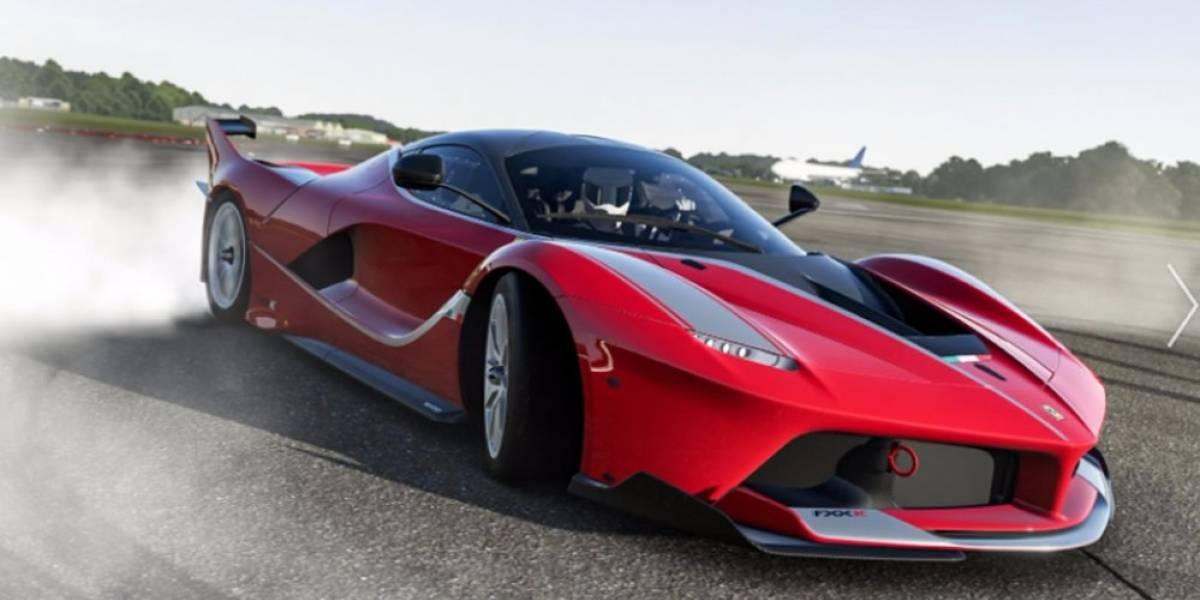 Nuevo DLC con coches de Top Gear para Forza Motorsport 6