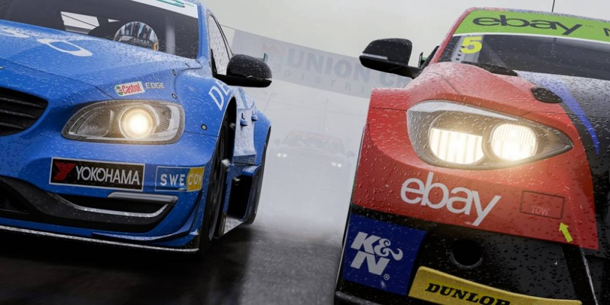 Forza Motorsport 6: Apex y Gears of War Ultimate Edition llegan a Windows 10