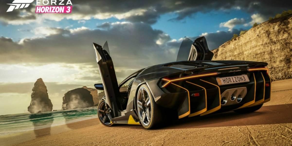 Miren esta Xbox One S edición Lamborghini Centenario