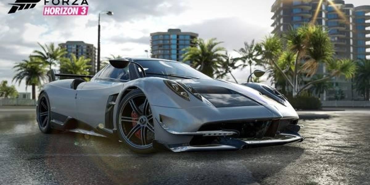 Fanatec revela que Forza Motorsport 7 está en desarrollo