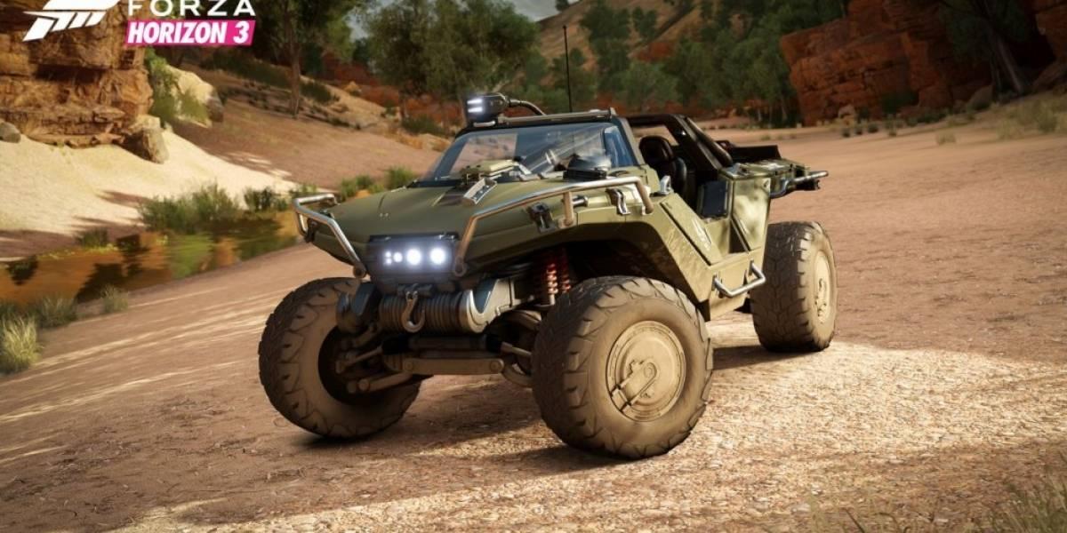 Finalizan el desarrollo de Forza Horizon 3