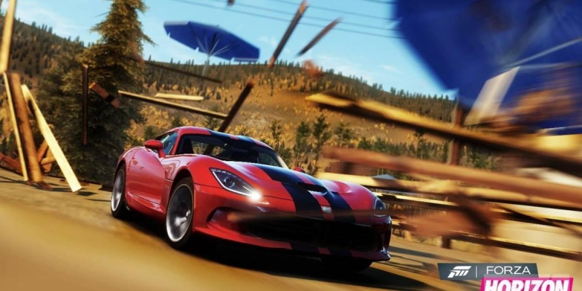 Forza Horizon dejará de estar a la venta en octubre