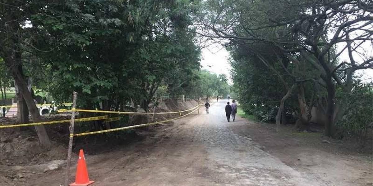 Encuentran el cuerpo de una mujer en 'El Chaquiñan'