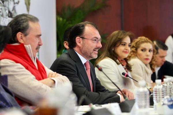 México, Canadá y EU discutirán estrategias para fortalecer relación trilateral