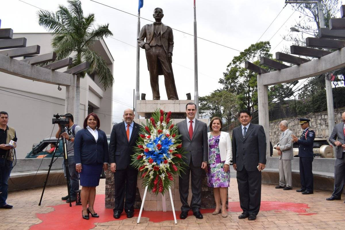Embajada dominicana en Honduras
