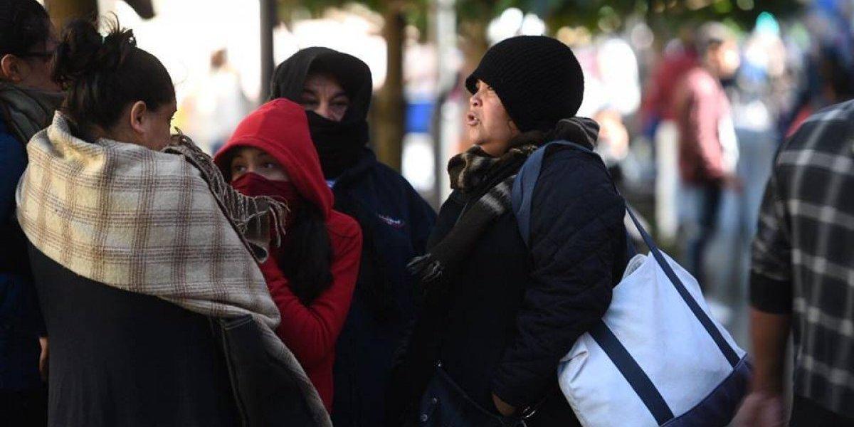 Pronostican el acercamiento de frentes fríos en los próximos días