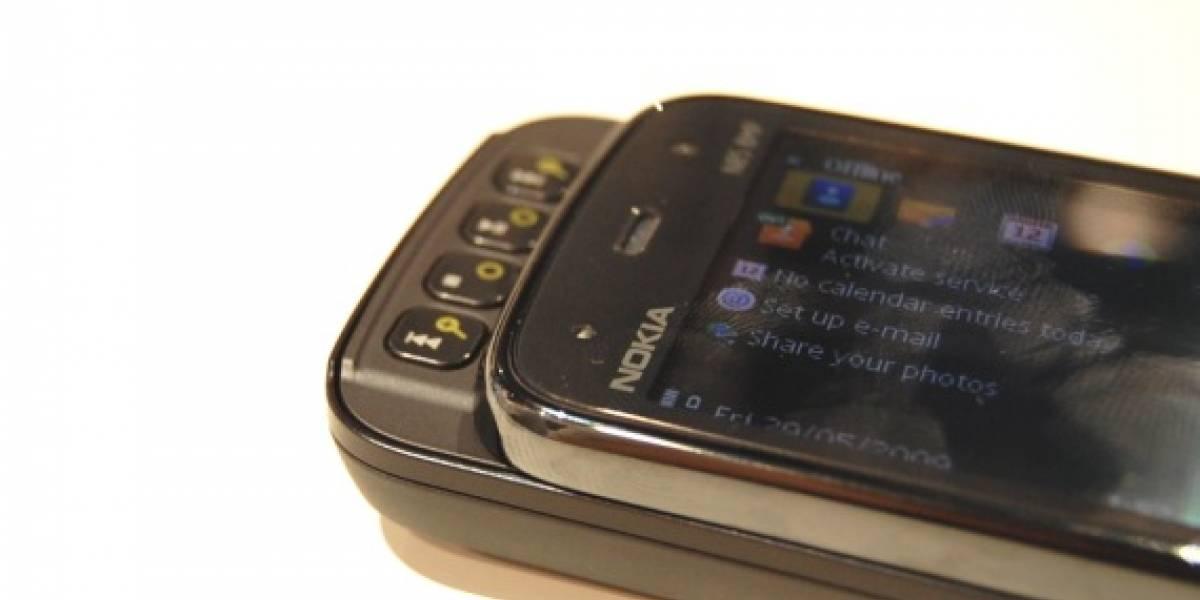 W Galería: Nokia N86