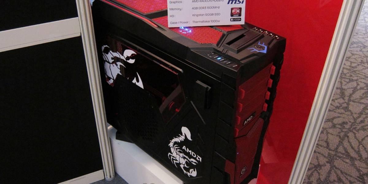 Evento AMD Fusion 11: Bulldozer, Fusion y DDR4