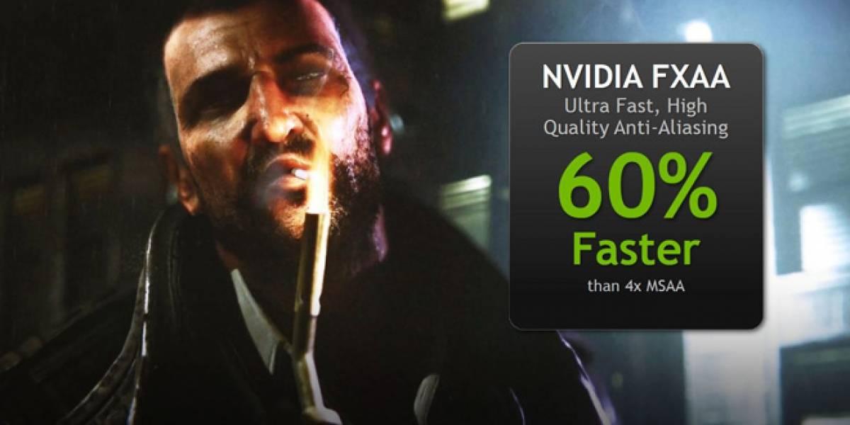 Creador del método de alisado FXAA de NVIDIA nos instruye sobre su trabajo