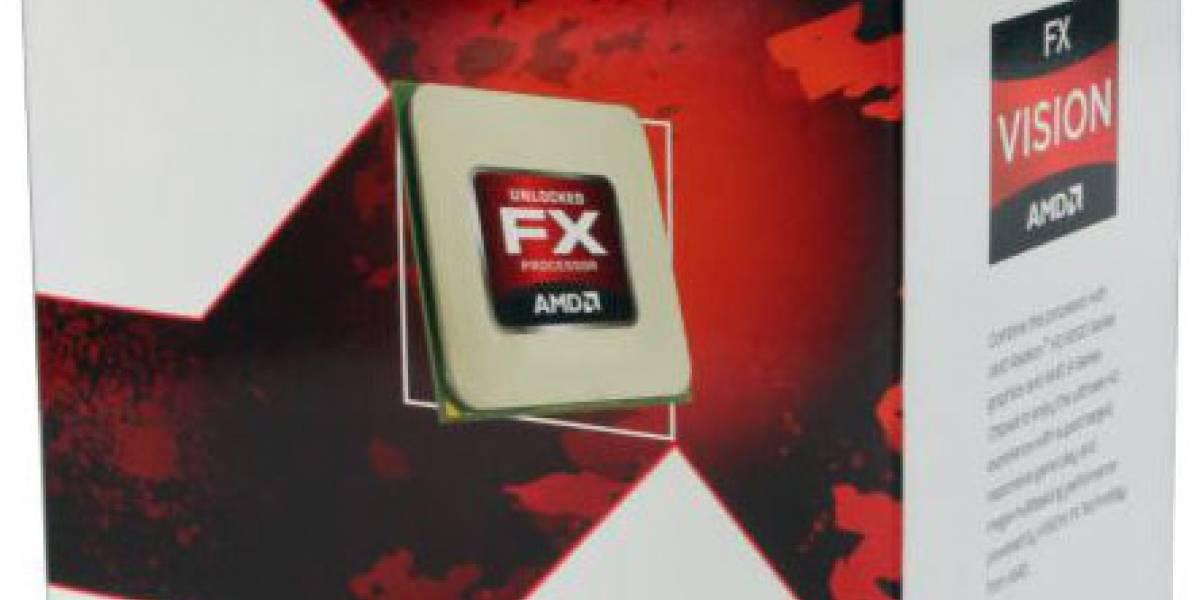 AMD FX-4100 a prueba