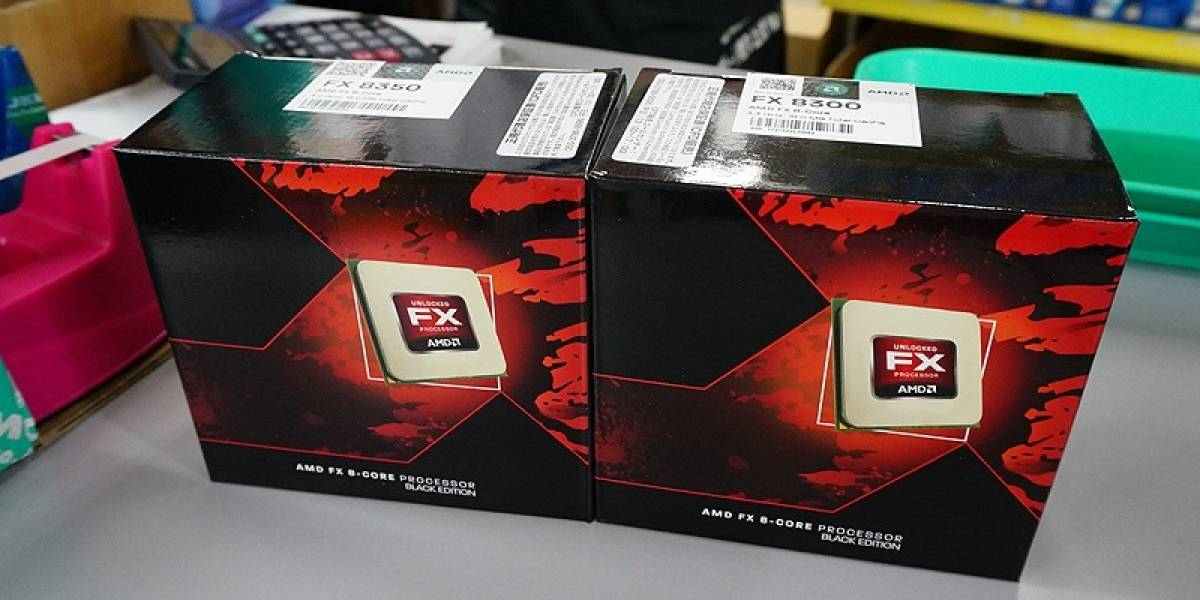 """CPU AMD FX-8300 """"Vishera"""" llega al mercado minorista"""