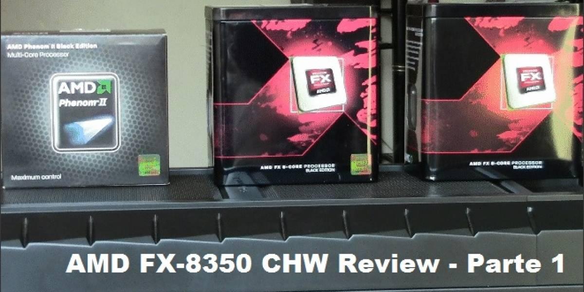 """AMD FX-8350 """"Vishera"""" Review: Rendimiento en aplicaciones"""
