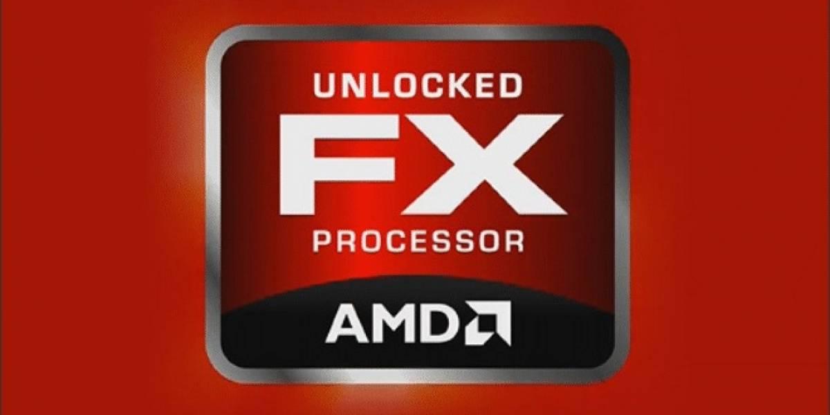 """Microprocesador AMD FX-8350 """"Vishera"""" llega entre julio a septiembre"""
