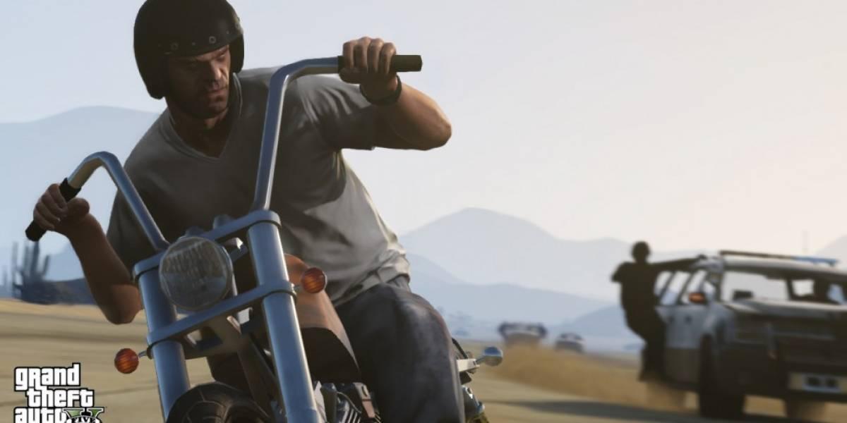 Ya está disponible el nuevo DLC de GTA V: Bikers