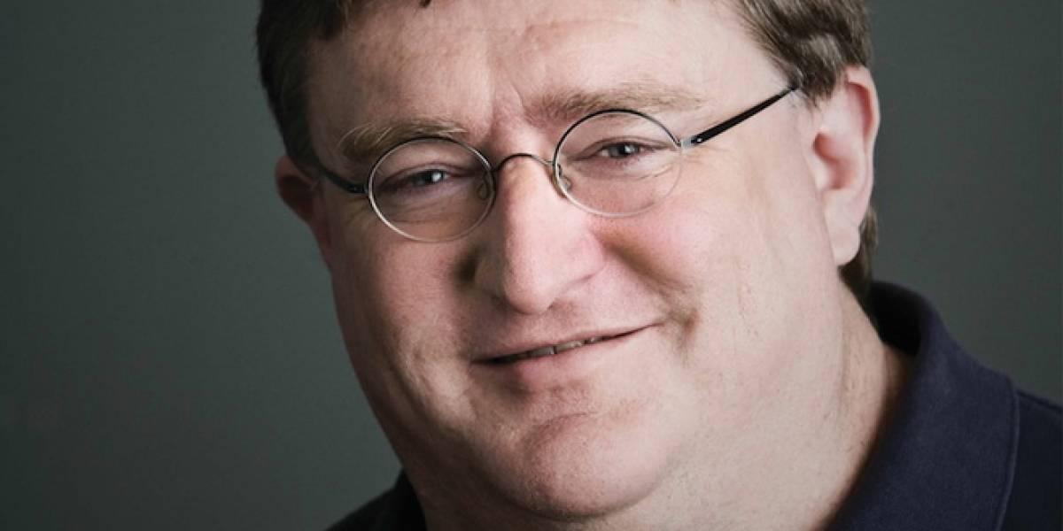 Gabe Newell y Valve afrontan otro gran ataque de hacking