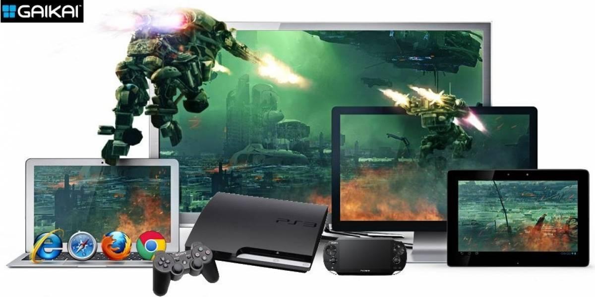 Sony: Gaikai transmitirá juegos a PCs, TVs, Tablets y Smartphones